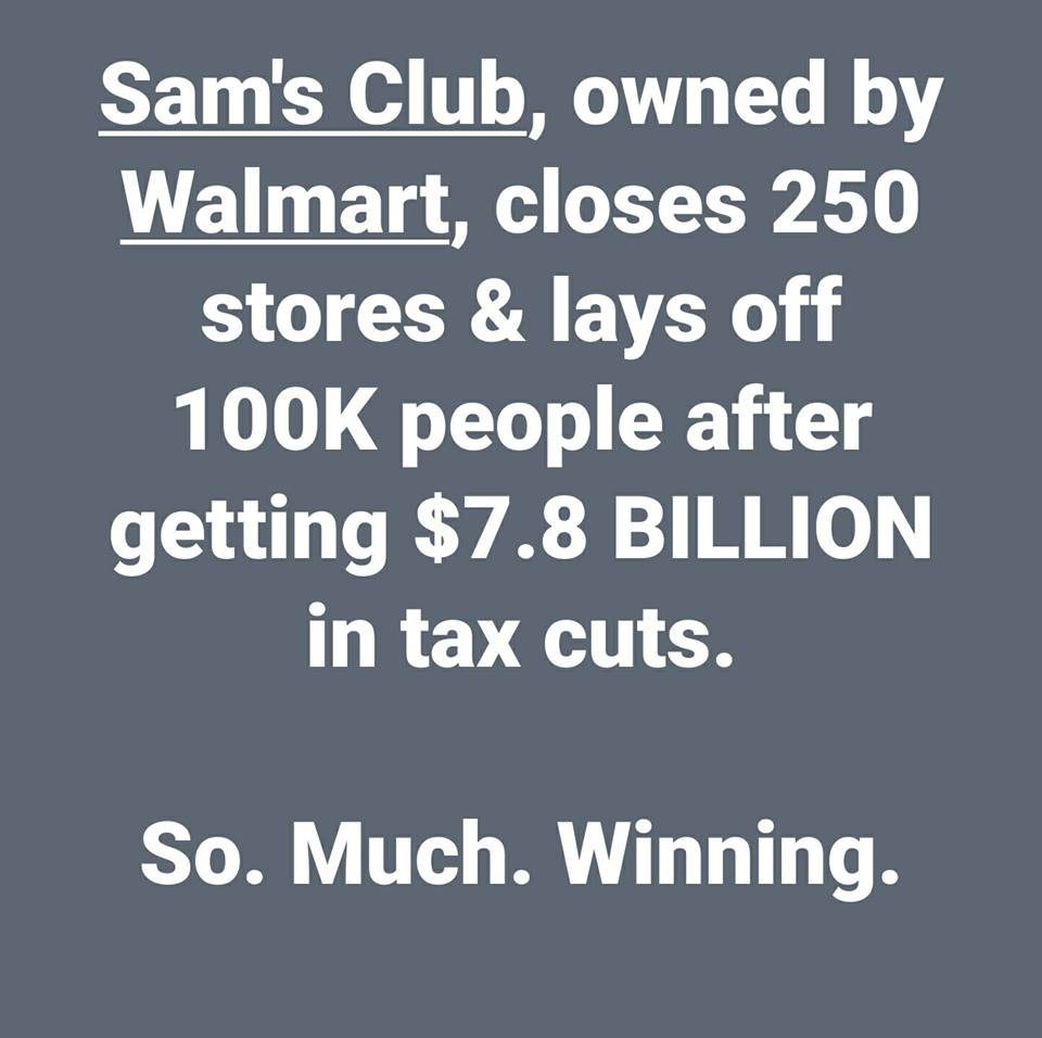 FACT CHECK: Is Walmart Laying Off 100,000 Employees and Closing 250