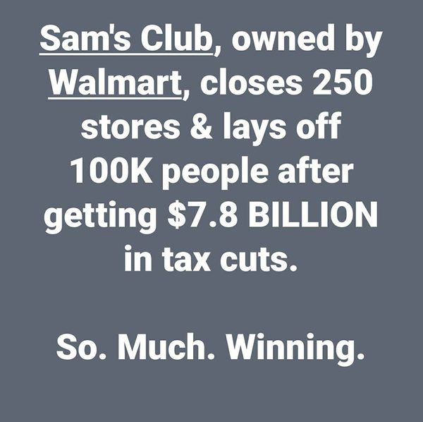 FACT CHECK: Is Walmart Laying Off 100,000 Employees and