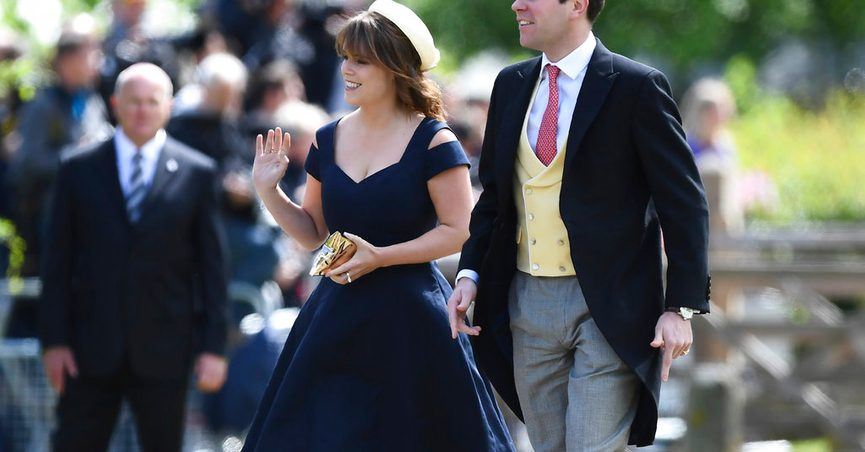 Uk S Princess Eugenie Daughter Of Prince Andrew Engaged