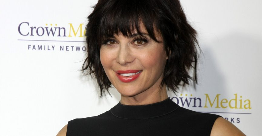 Actress Catherine Bell
