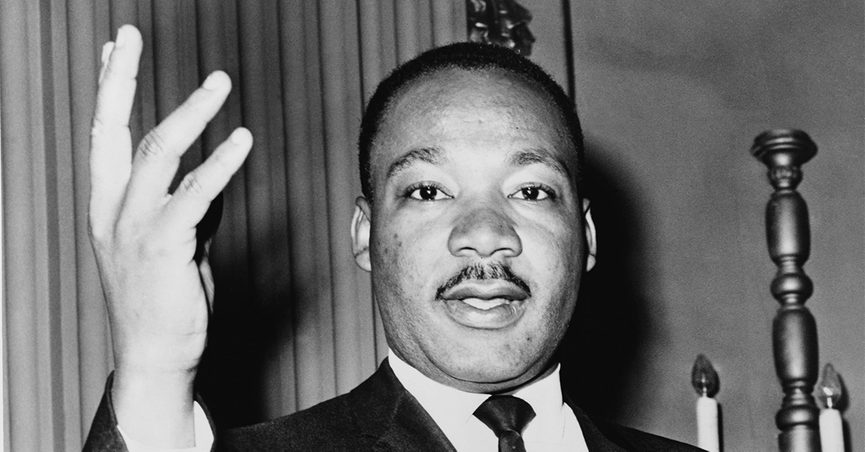 Fact Check Martin Luther King Do Not Rejoice In The Death Of One