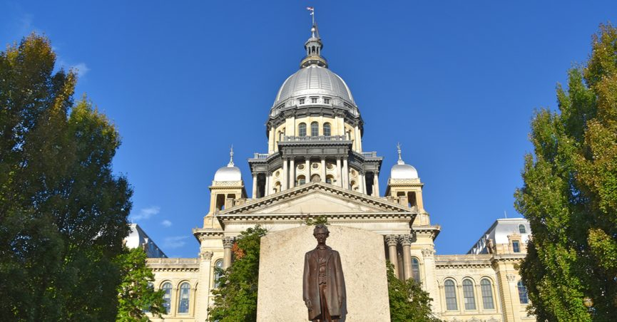 Did Illinois Lawmakers Propose a 'Departing Taxpayer Fee'?