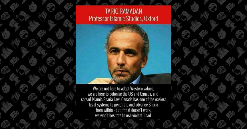 Fact Check Did Muslim Scholar Advocate Colonizing Us And Canada