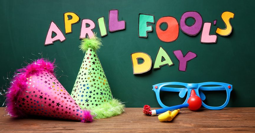 Every Day Seems To Be April Fools Day >> April Fools Day Pranks