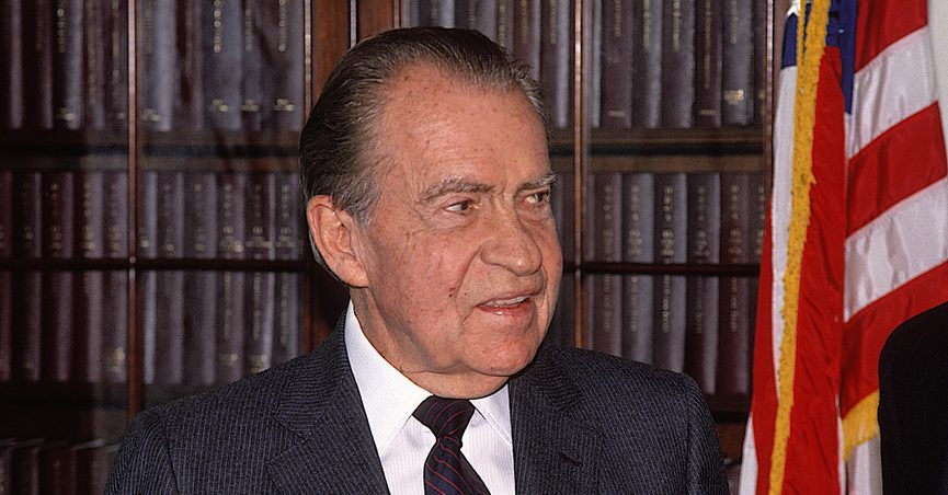 FACT CHECK  Did President Nixon Hide Proof of Alien Life in a Time ... fcb067ef04ca