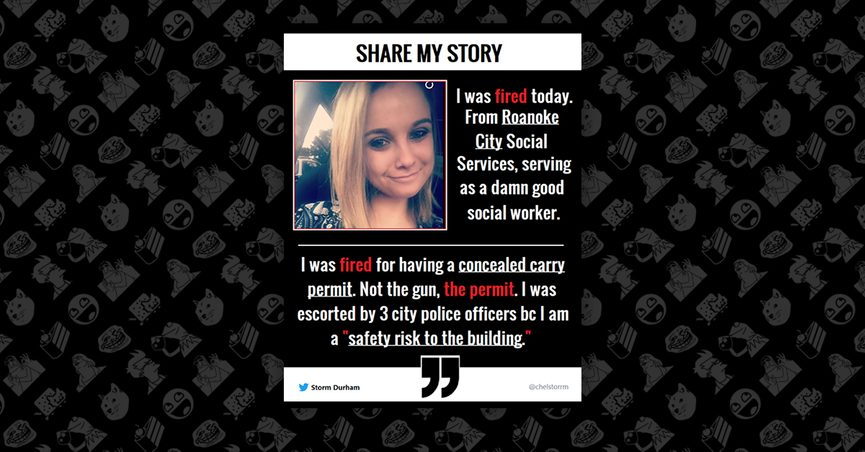 Fact Check Was A Roanoke City Department Of Social Services Worker