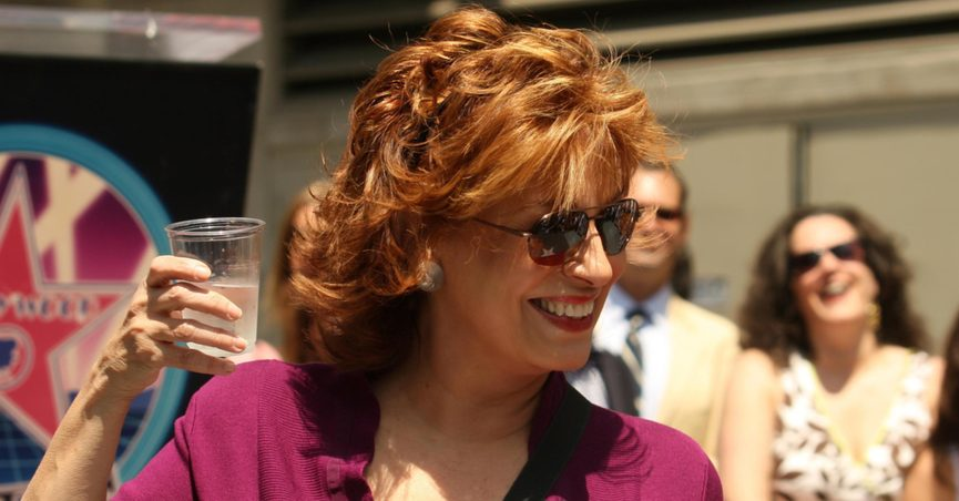 Joy Behar at the award ceremony honoring Barbara Walters with a star on the Hollywood Walk of Fame. Hollywood Blvd., Hollywood, CA. 06-14-07