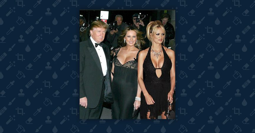 Image result for trump and stormy