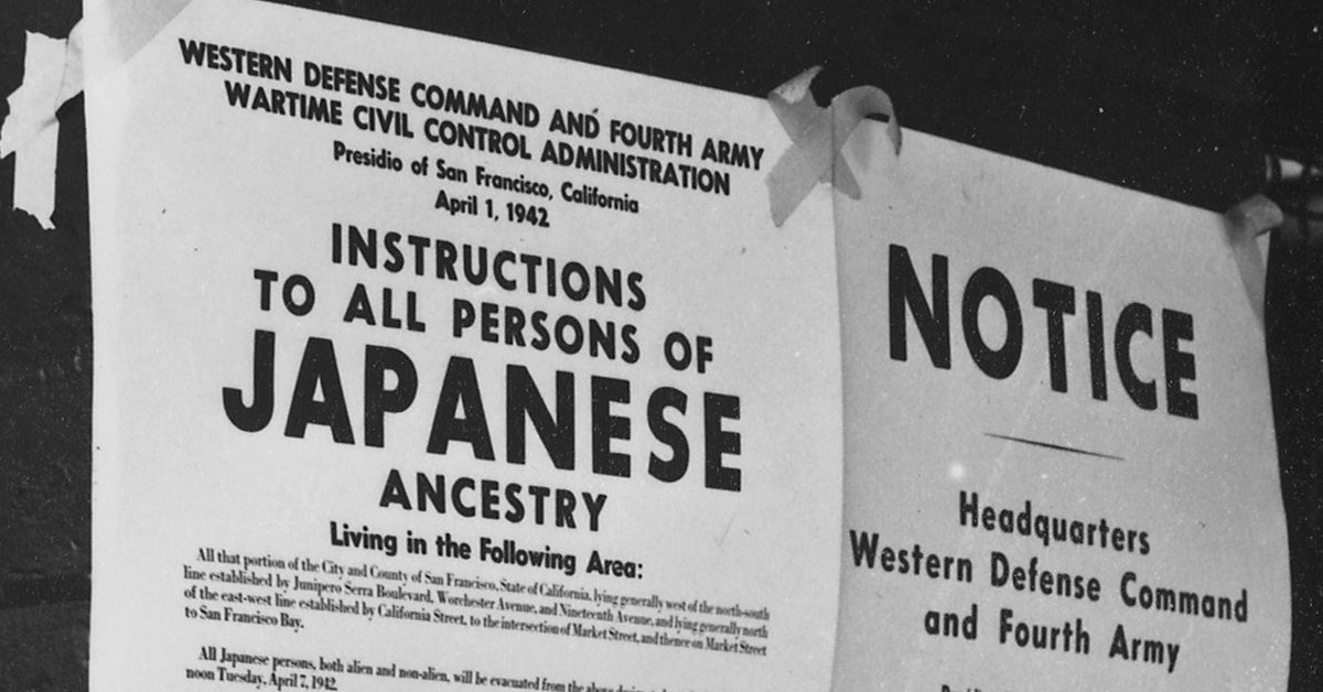 Did The Census Bureau Play A Role In The Internment Of