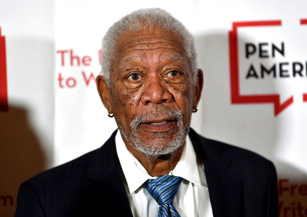 Morgan freeman jailing hillary