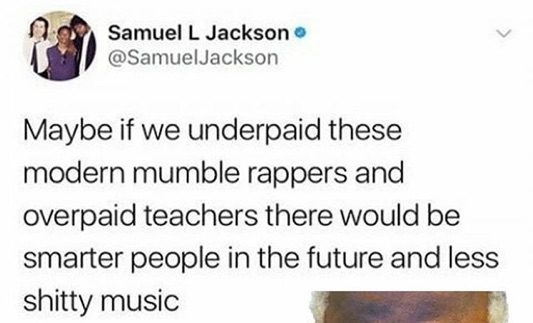 modern mumble rappers