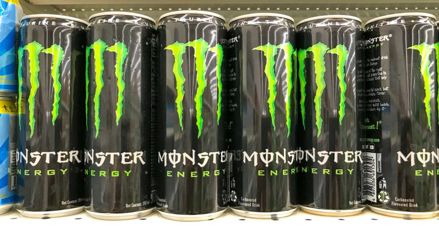 Can Monster Energy Drink Remove Grime 'Better Than Brake