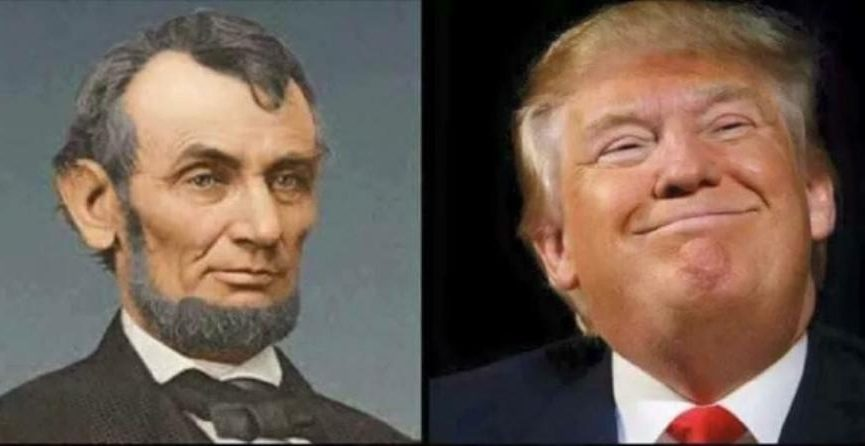 Donald Trump Explains Why Lincoln Succeeded