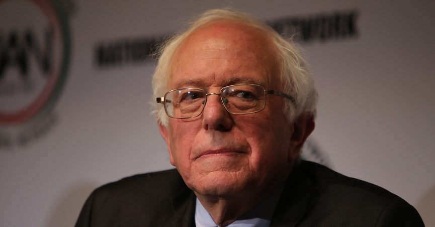 Did Sanders Propose Raising Taxes To 52 On Incomes Over 29 000
