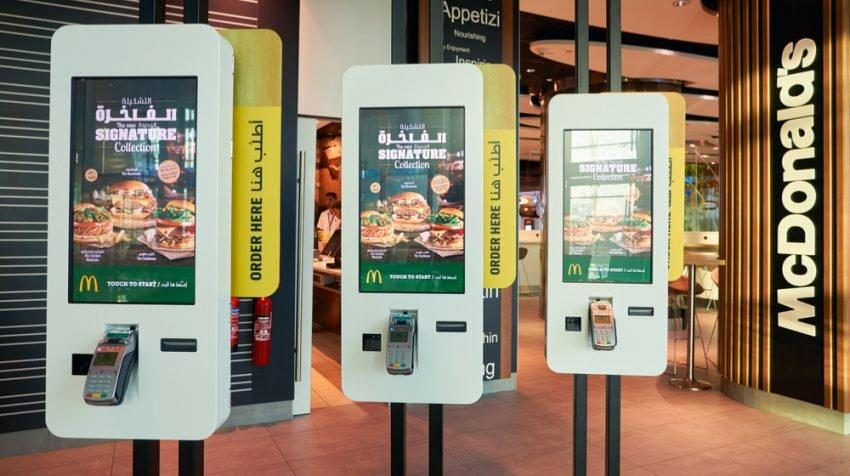 Is McDonald's Replacing All Cashiers with Robots to Avoid a Minimum