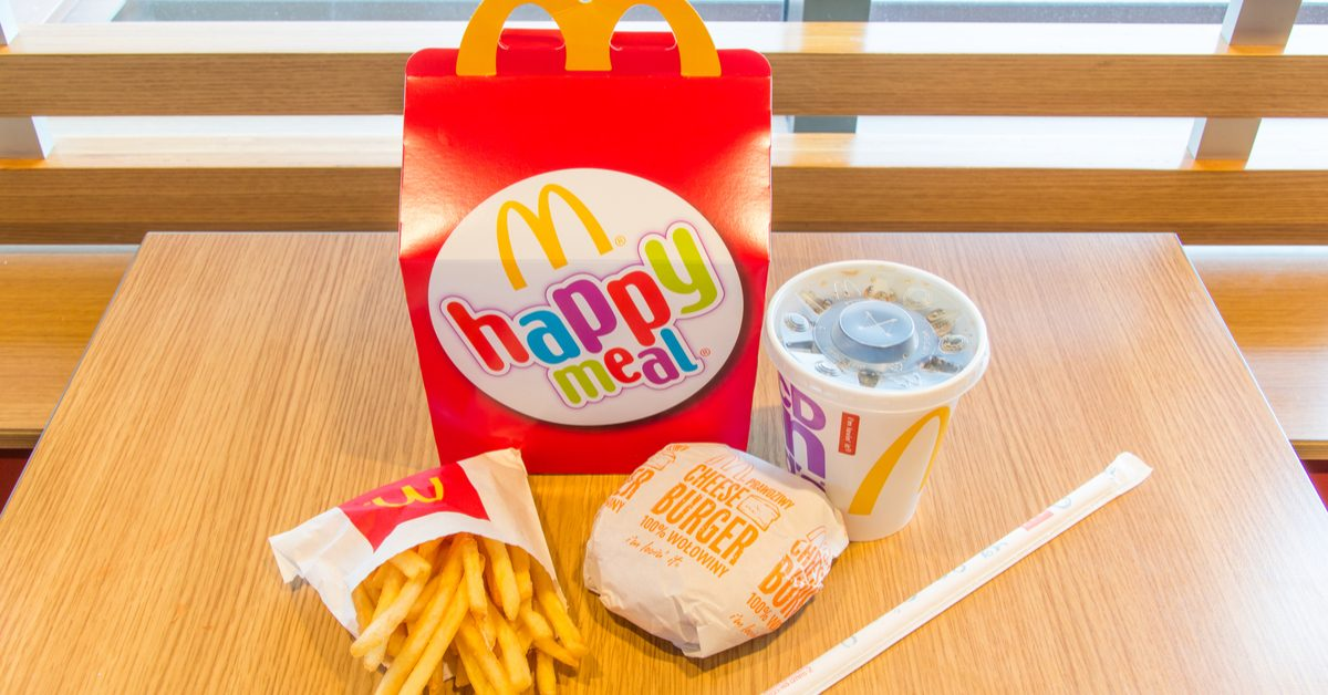 Mcdonalds Nightmare Before Christmas 2020 Are 'The Nightmare Before Christmas' Happy Meals Coming to McDonald's?