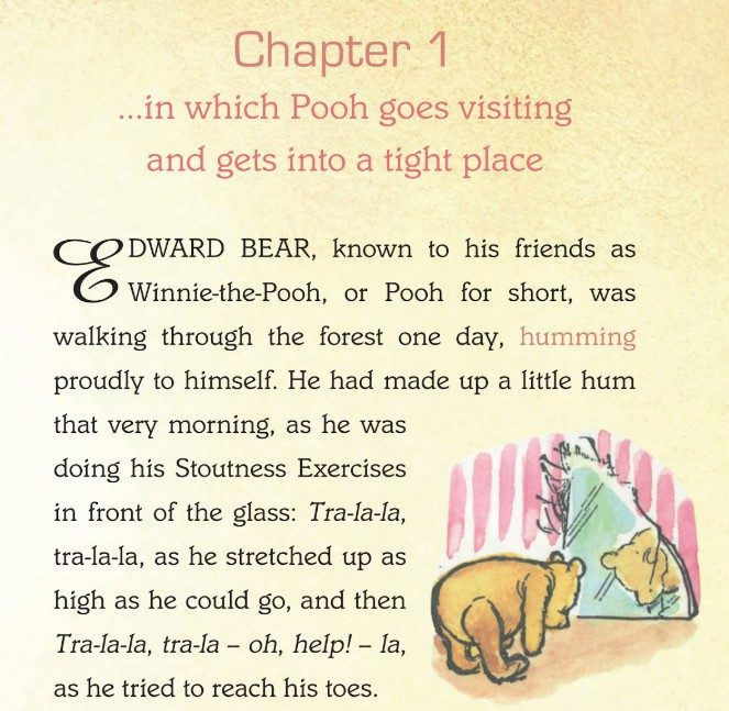 Is Winnie the Pooh Actually a Girl?