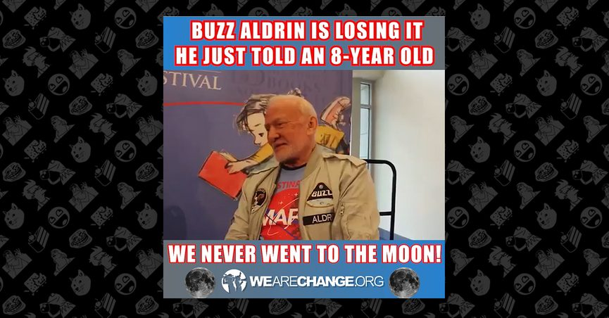 Did Buzz Aldrin Admit That He Never Went to the Moon?