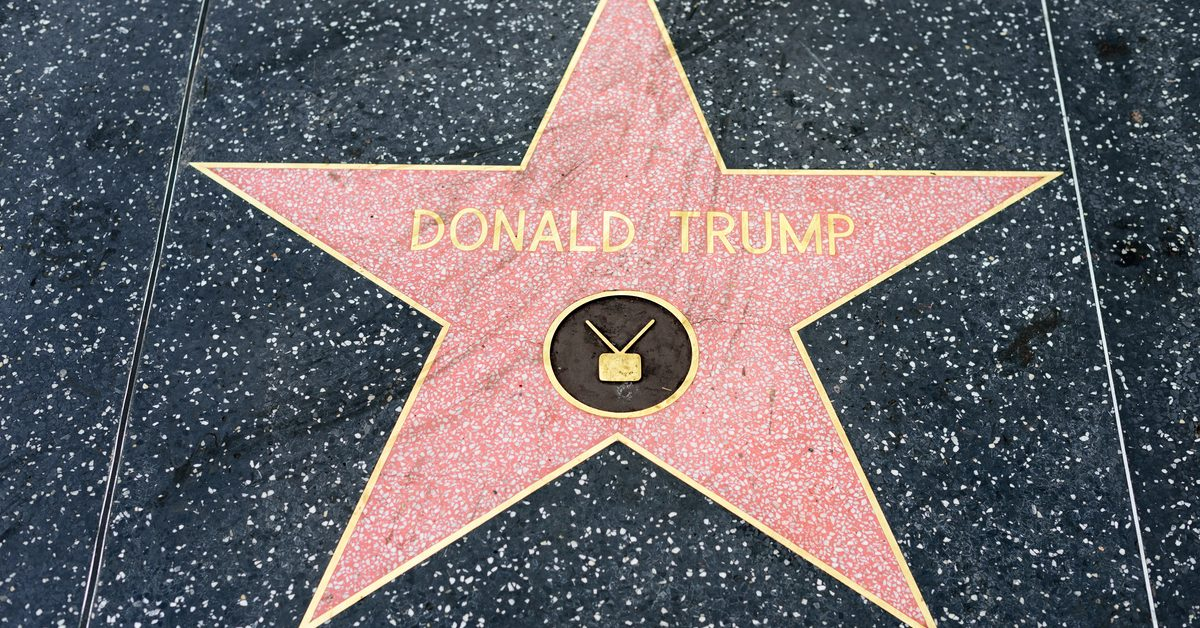 Star of the Donald