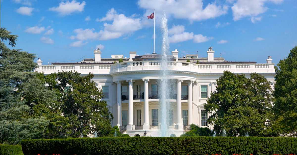 Is White House Warning of a 'Mandatory Quarantine' in a Text Message?