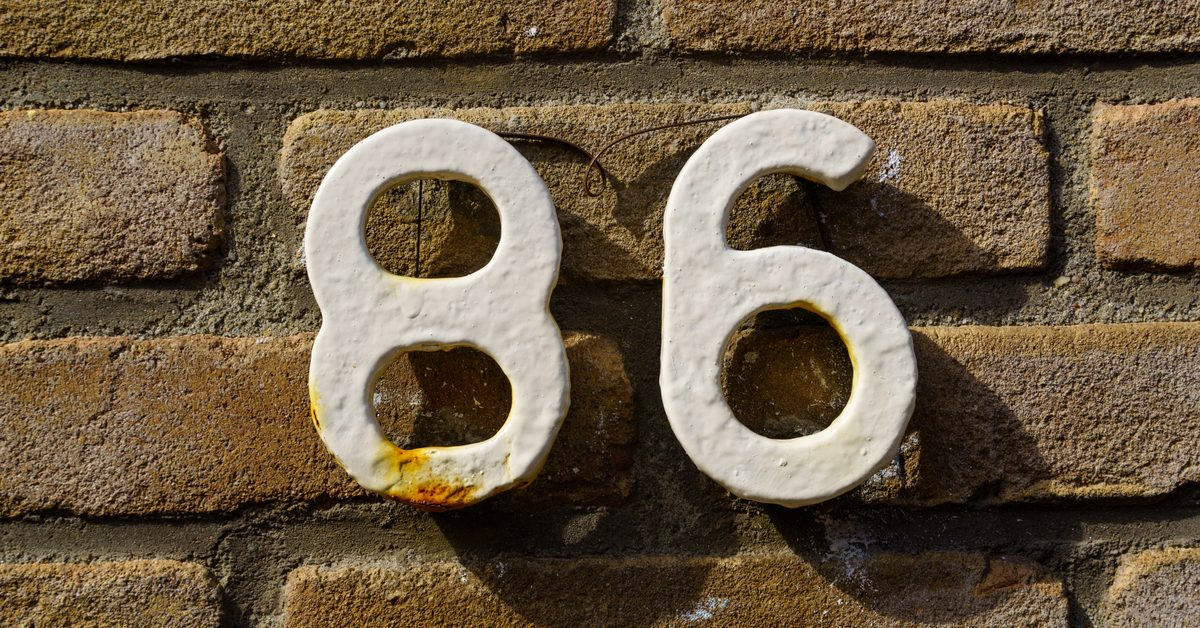What Does the Term '86' Mean and Where Did It Come From?