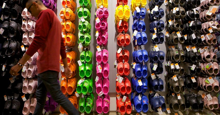 7d9d3e135 Crocs to Outsource Manufacturing of Clogs