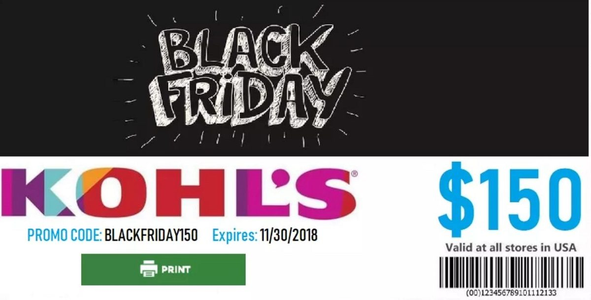 FACT CHECK Kohls 150 Black Friday Coupon Scam