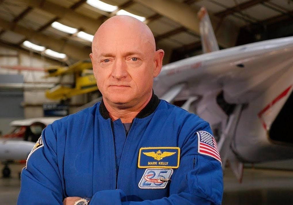 Did Astronaut Mark Kelly Say the 'Space Force' Was a 'Dumb ...