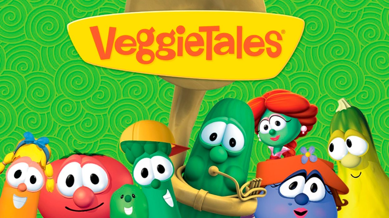 Did 'VeggieTales' Introduce a New Cannabis Character?
