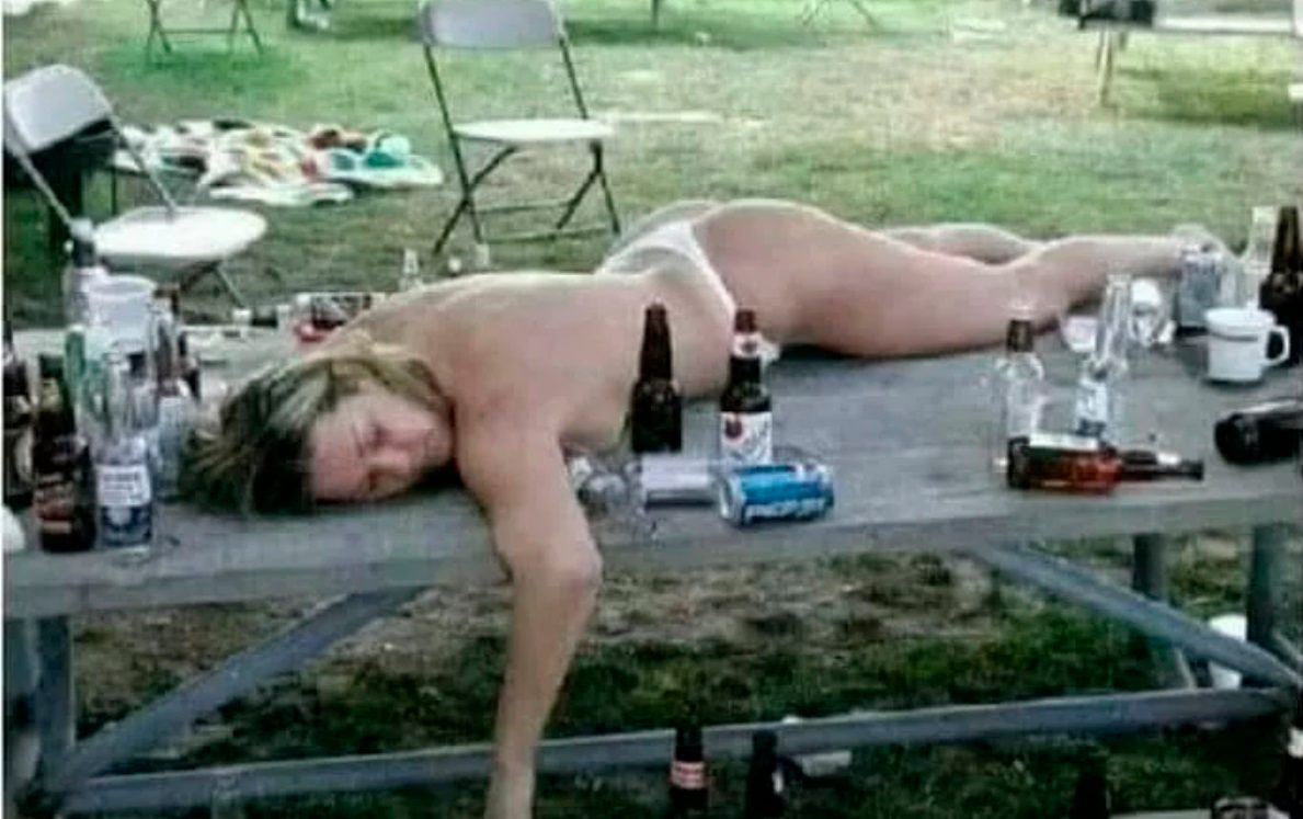 Remarkable, rather pictures women passed out right!
