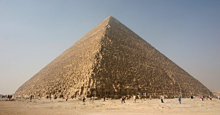 Is The Great Pyramid of Giza's Location Related to the Speed