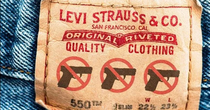 17dbadef036 Did Levi Strauss Announce a Partnership with Michael Bloomberg to Advocate  for Gun Control?