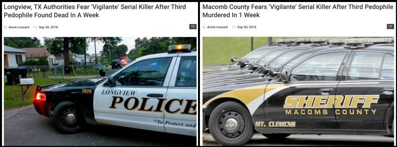 Are Michigan Police Worried About a 'Vigilante' Serial Killer of