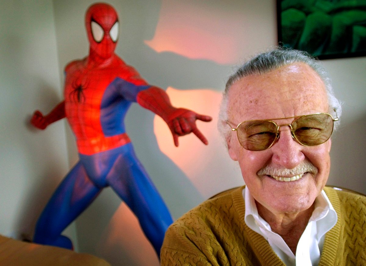 Stan Lee: Marvel Comics co-creator dies aged 95