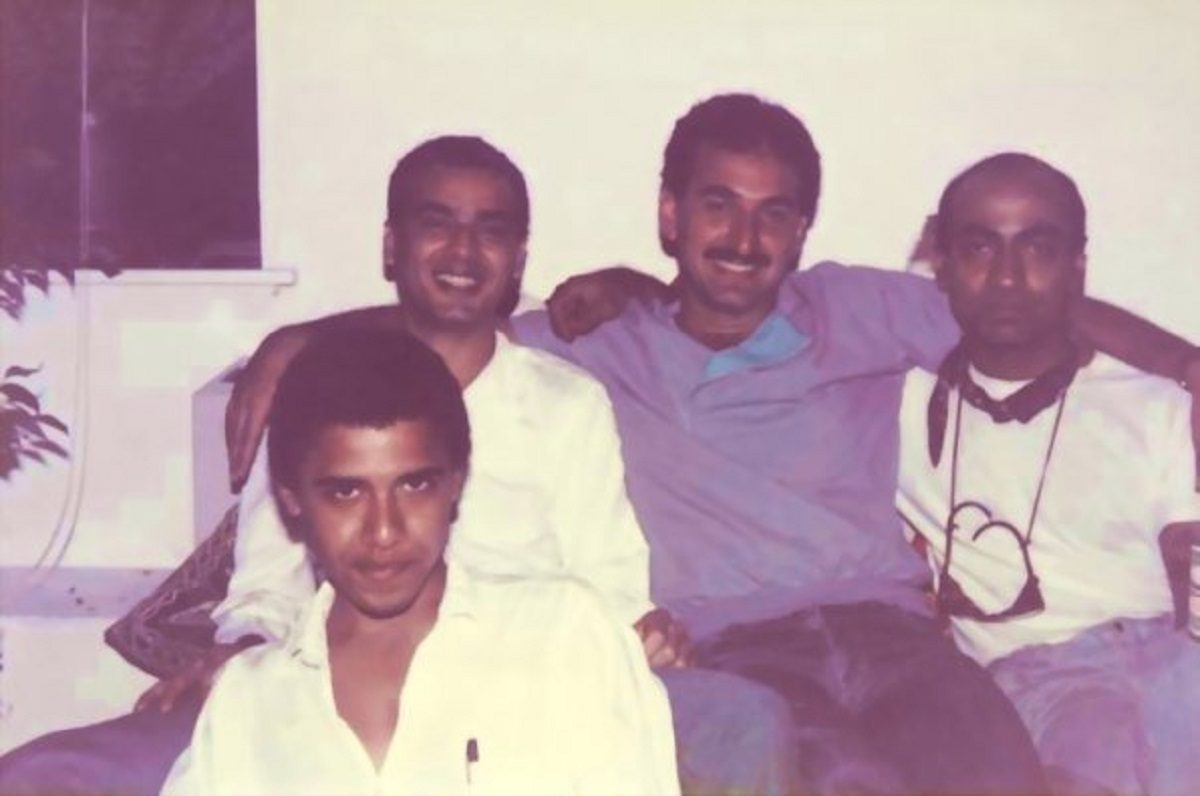 FACT CHECK: Does This Photograph Show Barack Obama with Prince Al-Waleed bin Talal?