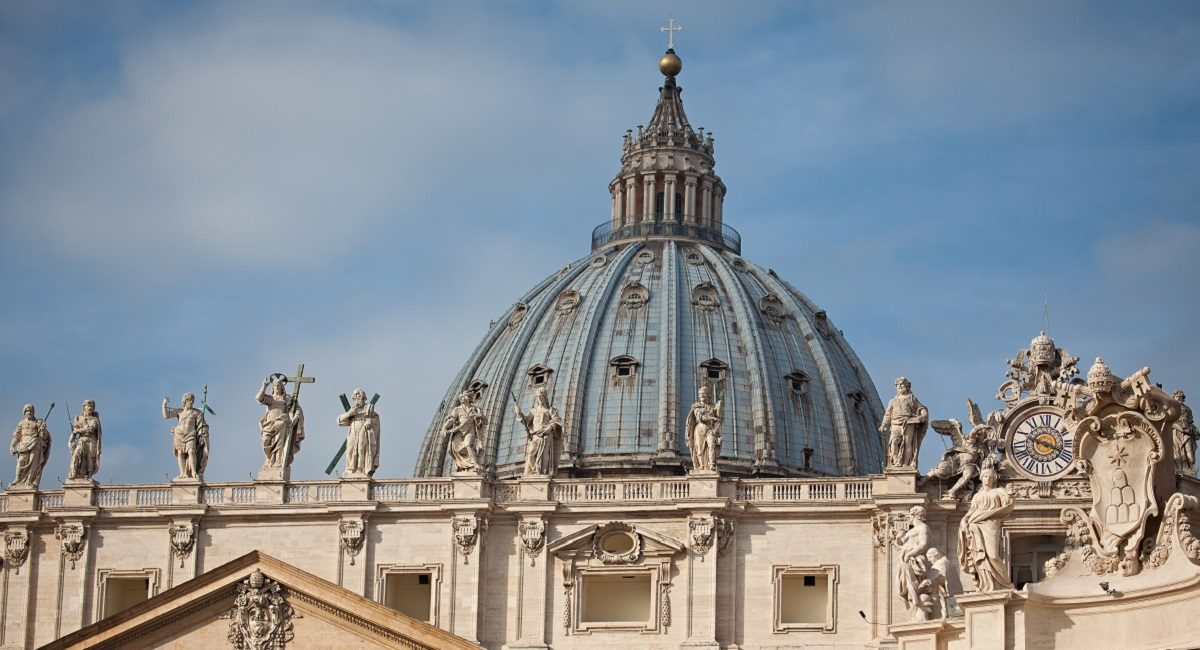 Bombshell Book Alleges a Vatican Gay Subculture, Hypocrisy