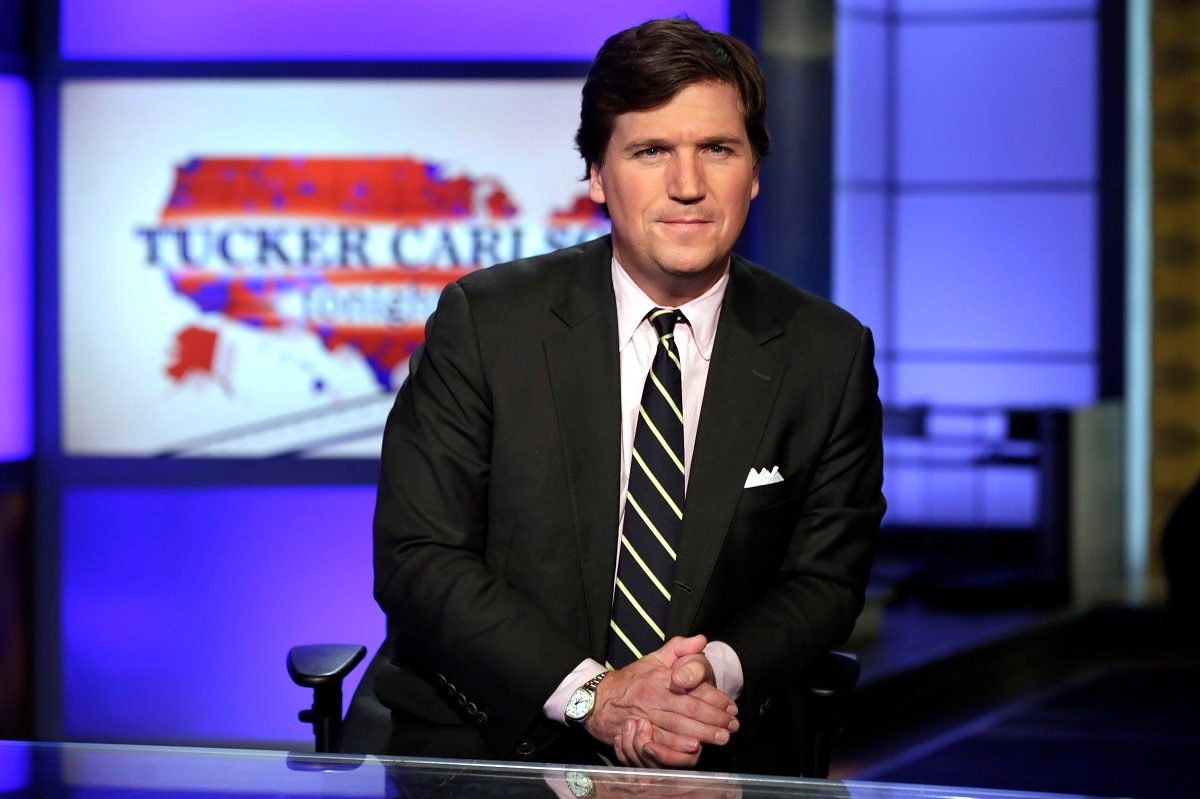 Fox's Tucker Carlson Takes Heat for Kenosha Commentary