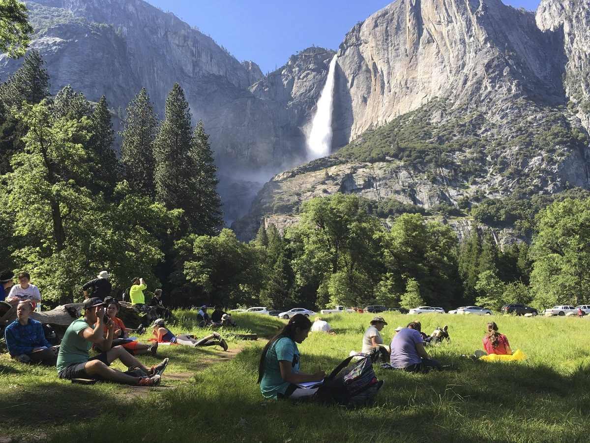 Human Waste Trash Overwhelm Some National Parks In Shutdown