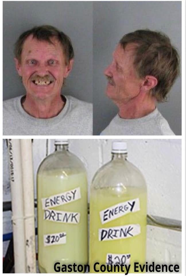 Was Jasper Smith Caught Selling 'Energy Drinks' Laced with Meth?