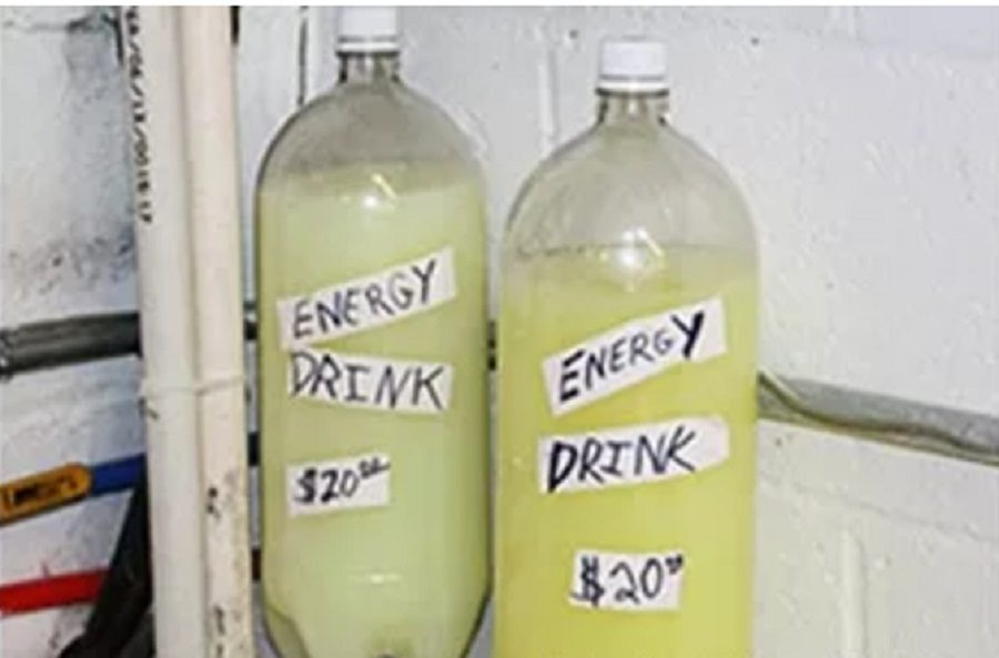 Was Jasper Smith Caught Selling 'Energy Drinks' Laced with ...