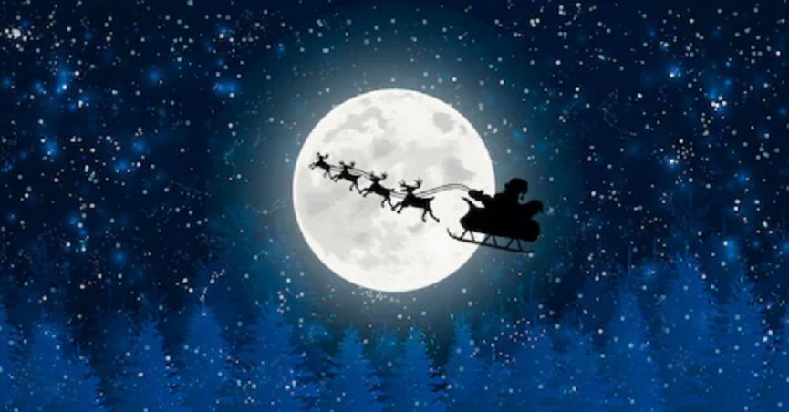 The First Christmas.Will 2018 See The First Christmas Full Moon Since 1977
