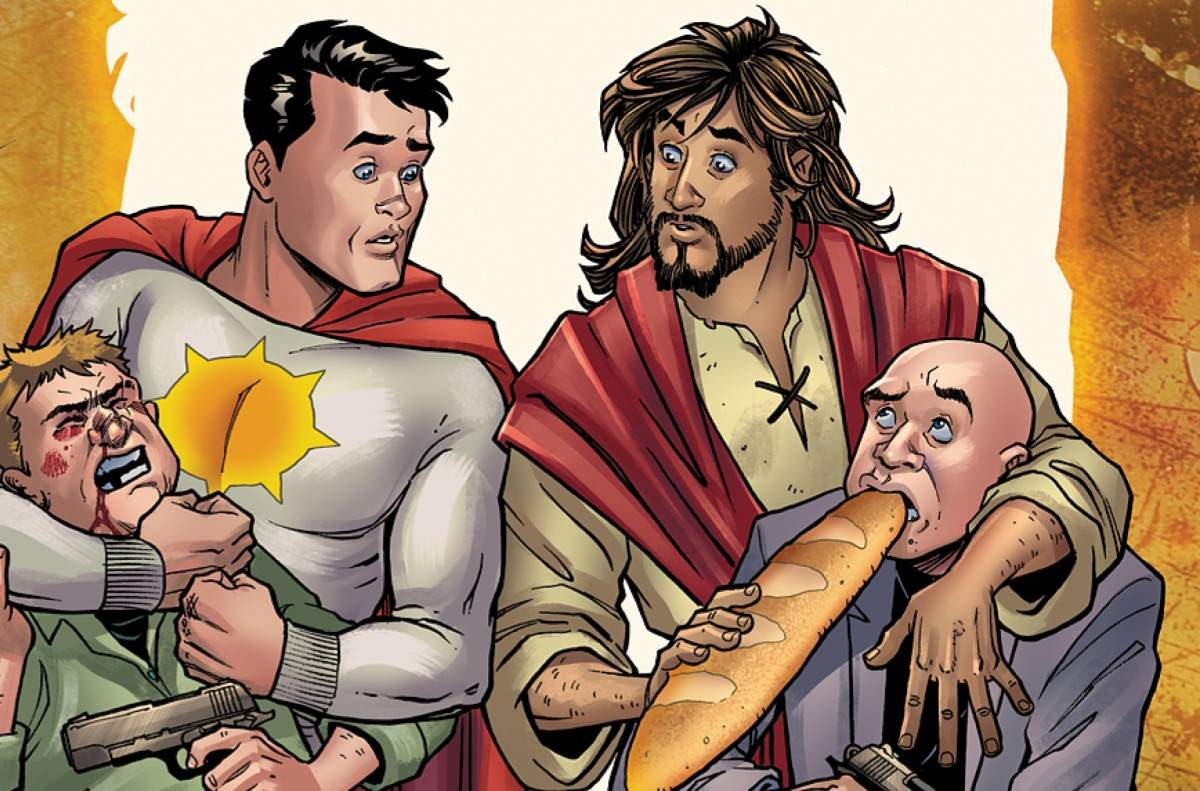 FACT CHECK: Is DC Comics Publishing a Series Depicting Jesus Christ?