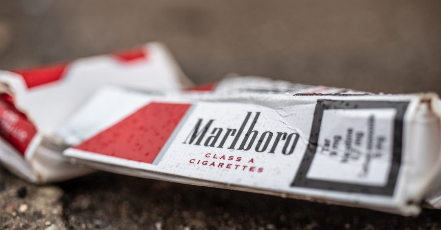 Did the Company That Makes Marlboros Announce They Intend to Stop