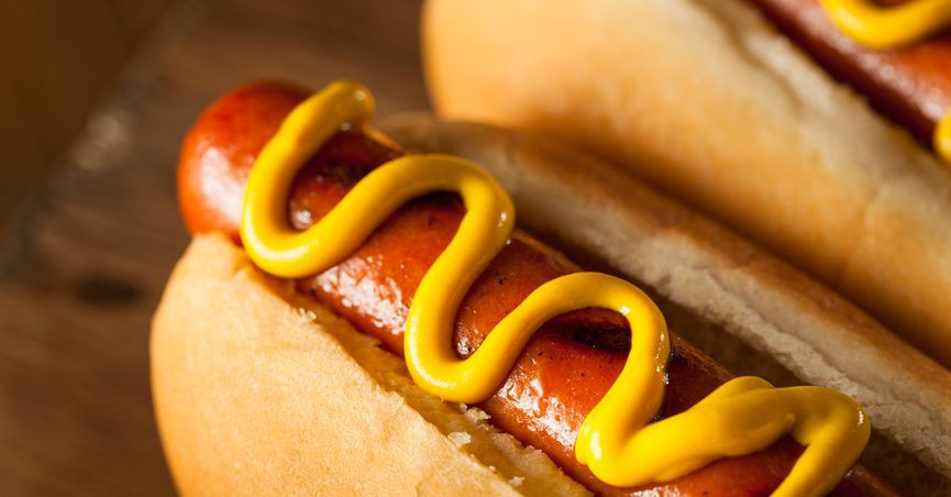 did president obama once spend 65000 on hot dogs