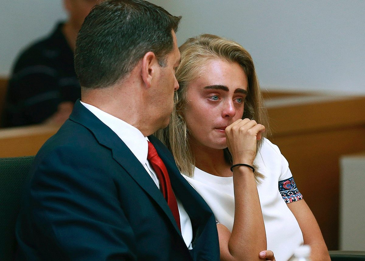 Woman Begins Jail Sentence for Texting Suicide Conviction