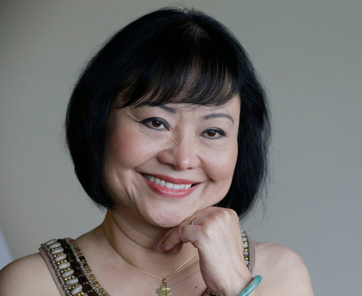 'Napalm Girl' Kim Phuc Receives Prize for Peace Work