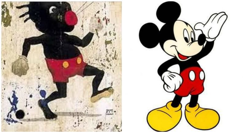 Was Mickey Mouse Modeled After a Racist Caricature Named