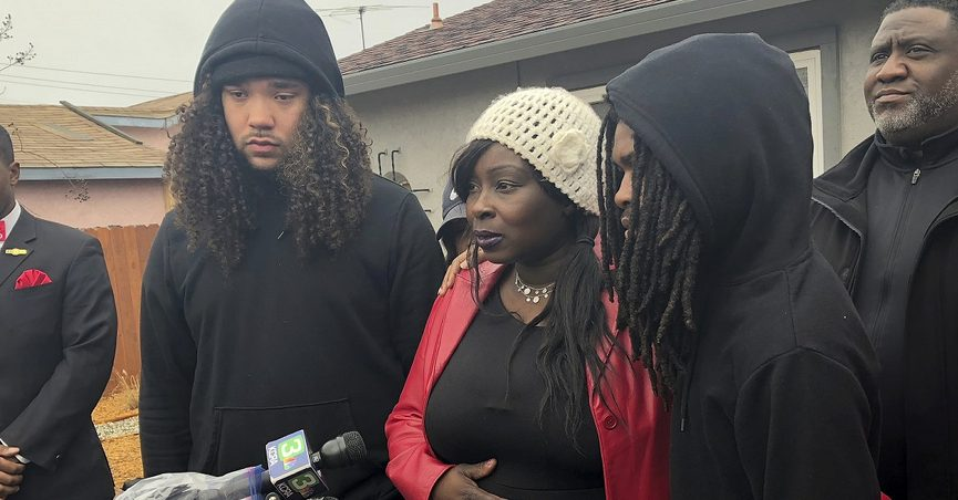 No Charges for Police Who Shot 22-Year-Old California Man