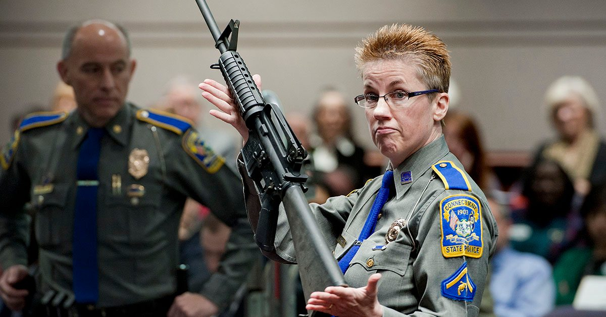 Court Rules Gun Maker Can Be Sued Over Newtown Shooting