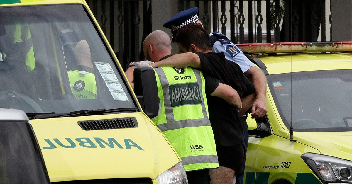 The Latest: New Zealand Police Warn People to Avoid Mosques